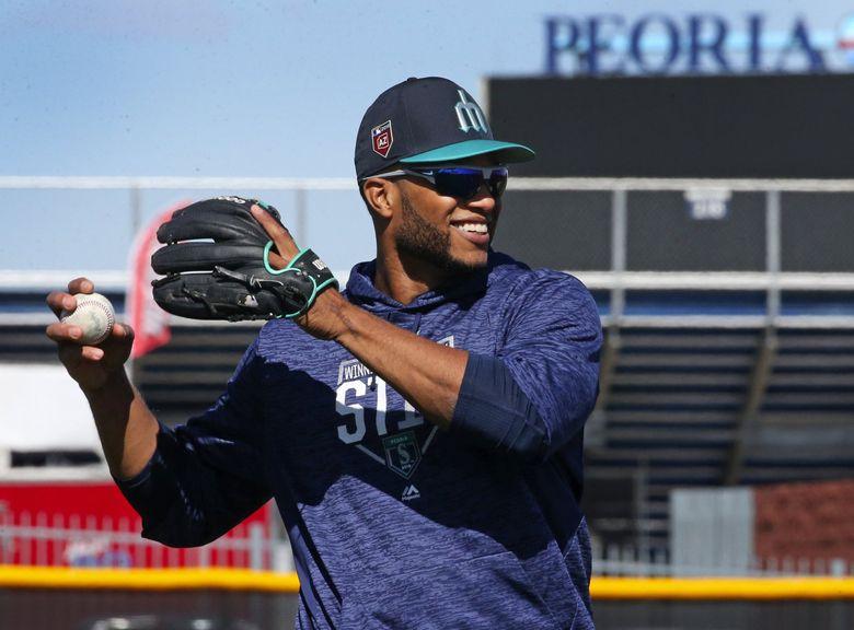 Mariners second baseman Robinson Cano. (Ken Lambert / The Seattle Times)