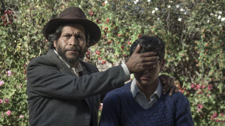 "Amiel Cayo and Junior Bejar in a scene from ""Retablo.""  (Courtesy of SIFF)"