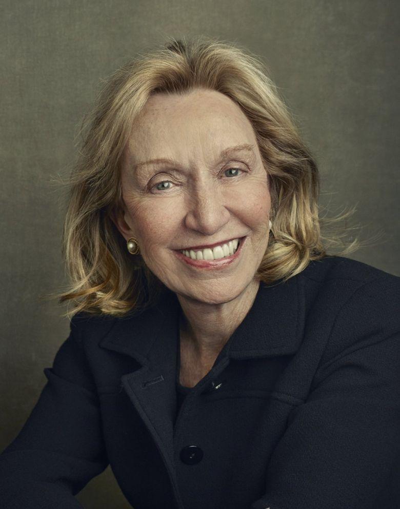Doris Kearns Goodwin, the Pulitzer Prize-winning author/historian, kicks off Seattle Arts & Lectures new season.   (Annie Liebovitz )