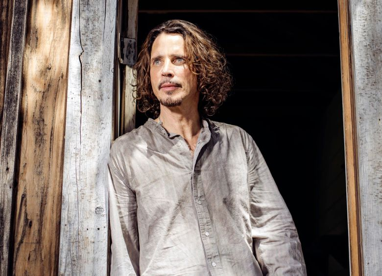 """Chris Cornell earned a posthumous best rock performance Grammy nomination for the lead single off """"When Bad Does Good."""" (Casey Curry / Invision / AP)"""