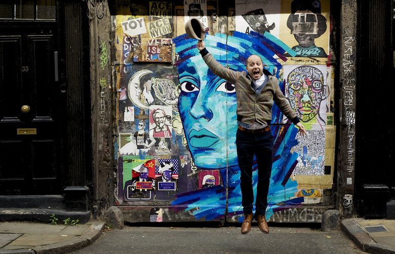 Harpsichordist Mahan Esfahani plays with the Seattle Symphony on Friday and Saturday, Jan. 11 and 12. (Kaja Smith)