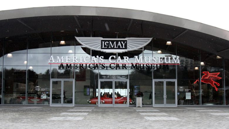 LeMay — America's Car Museum is part of the Tacoma Museum District. (Alan Berner / The Seattle Times, 2013)