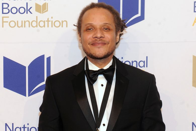 """FILE – In this Nov. 14, 2018 file photo, Jamel Brinkley attends the 69th National Book Awards Ceremony and Benefit Dinner in New York. Brinkley's debut work, """"A Lucky Man,"""" has been named the winner of the 2018 Ernest J. Gaines Award for Literary Excellence. (Photo by Brad Barket/Invision/AP, File)"""