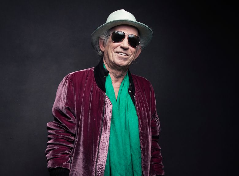 """FILE – In this Nov. 14, 2016 file photo, Keith Richards of the Rolling Stones poses for a portrait in New York. Richards is celebrating the 30th anniversary of his solo debut album by reissuing it. Richards originally released """"Talk Is Cheap"""" in 1988 and will reissue the album on March 29. It will include six bonus tracks and will be released digitally, on CD, on vinyl and as a box set.  (Photo by Victoria Will/Invision/AP, File)"""