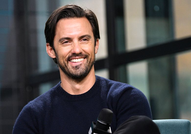 """FILE – In this Dec. 12, 2018 file photo, actor Milo Ventimiglia participates in the BUILD Speaker Series to discuss the film """"Second Act"""" at AOL Studios in New York. Harvard's Hasty Pudding Theatricals announced Wednesday, Jan. 30, 2019, that Ventimiglia is the recipient of its 2019 Man of the Year Award. He will be honored during festivities on Friday, Feb. 8, in Cambridge, Mass.(Photo by Evan Agostini/Invision/AP, File)"""