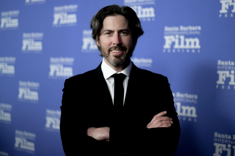 FILE – In this Monday, Nov. 19, 2018 file photo, Jason Reitman attends the 2018 Kirk Douglas Award for Excellence in Film Honoring Hugh Jackman at the Ritz-Carlton Bacara in Goleta, Calif. Four-time Oscar nominee Reitman is set to direct a new installment in the Ghostbusters series for Sony Pictures set to come out in the summer of 2020. Reitman tweeted Tuesday night, Jan. 15, 2019, that he finally got the keys to the car. (Photo by Richard Shotwell/Invision/AP, File)