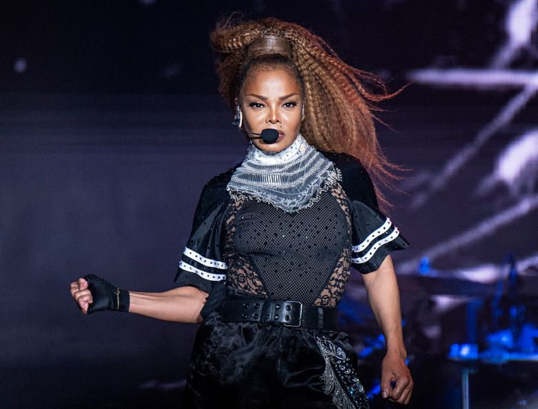 FILE – In this July 8, 2018 file photo, Janet Jackson performs at the 2018 Essence Festival in New Orleans. Jackson announced Tuesday, Feb. 26, 2019, that she's launching a residency in Sin City later this year. Jackson announced 15 shows in May, July and August at the Park Theater at Park MGM resort.. (Photo by Amy Harris/Invision/AP, File)