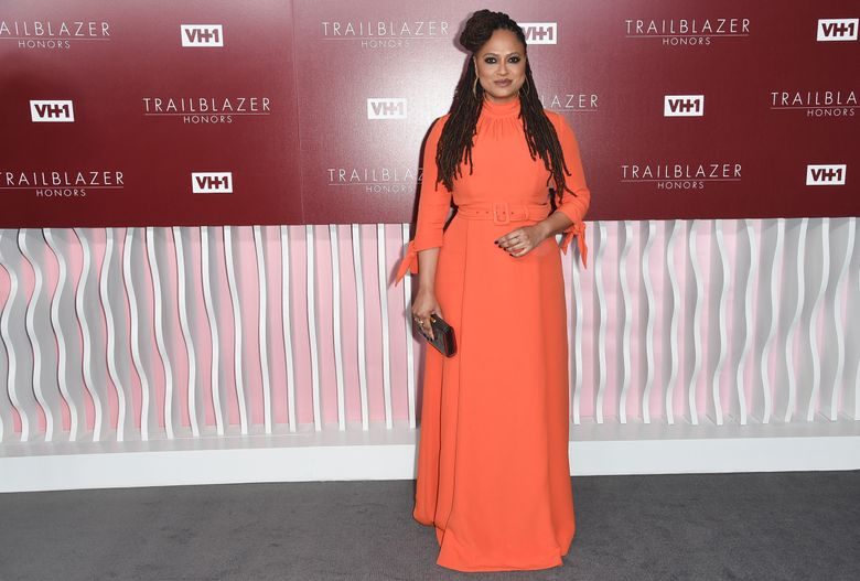 Ava DuVernay attends VH1 Trailblazer Honors 2019 at the Wilshire Ebell Theatre on Wednesday, Feb. 20, 2019, in Los Angeles. (Photo by Richard Shotwell/Invision/AP)