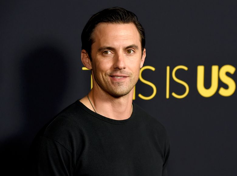 """FILE – In this Sept. 25, 2018 file photo, Milo Ventimiglia arrives at a season three premiere screening of """"This Is Us"""" in Los Angeles. Ventimiglia is being honored as Man of the Year by Harvard University's Hasty Pudding Theatricals on Friday, Feb. 8. (Photo by Chris Pizzello/Invision/AP, File)"""
