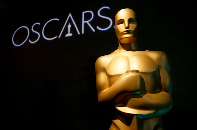 """FILE – In this Feb. 4, 2019 file photo, an Oscar statue appears at the 91st Academy Awards Nominees Luncheon in Beverly Hills, Calif. ABC's  Entertainment President Karey Burke says this year's pre-Oscar ceremony disarray had an upside. Burke said the """"lack of clarity"""" over the ceremony kept the Oscars in the public conversation. The biggest flap was over Kevin Hart's quick exit as host because of years-old homophobic tweets that he apologized for. That left the Oscars without a host as the Feb. 24 ceremony on ABC loomed, and producers finally decided to go without one. (Photo by Danny Moloshok/Invision/AP, File)"""