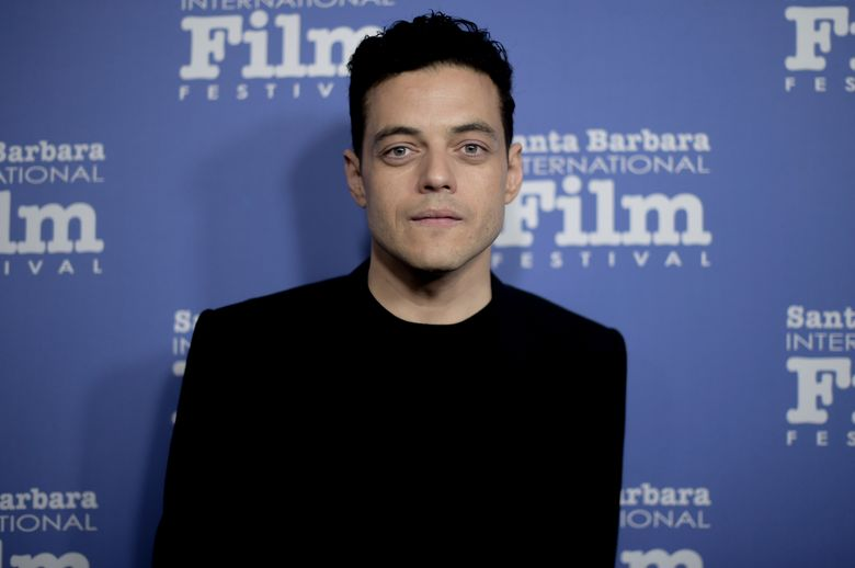 Rami Malek attends the 2019 Santa Barbara International Film Festival Outstanding Performer of the Year Tribute at the The Arlington Theatre on Friday, Feb. 1, 2019, in Santa Barbara, Calif. (Photo by Richard Shotwell/Invision/AP)