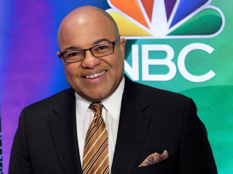 FILE – In this March 2, 2017, file photo, Mike Tirico attends the NBC Universal mid-season press day at the Four Seasons in New York. NBC says Tirico will handle play-by-play duties for the inaugural Augusta National Women's Amateur on April 6, 2019, the first time viewers will see the course on TV before the Masters. (Photo by Charles Sykes/Invision/AP, File)