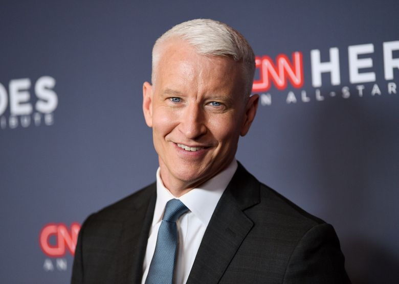 """FILE – In this Dec. 9, 2018 file photo, host Anderson Cooper attends the 12th annual CNN Heroes: An All-Star Tribute at the American Museum of Natural History, in New York. Cooper has a 2-book deal and plans for collaborating with historian-novelist Katherine Howe. Harper announced Tuesday, March 19, 2019, that the CNN anchor and """"60 Minutes"""" correspondent will work on two books of nonfiction with Howe, who specializes in novels about witchcraft, including """"The Daughters of Temperance Hobbs"""" and """"The Physick Book of Deliverance Dane."""" (Photo by Evan Agostini/Invision/AP, File)"""