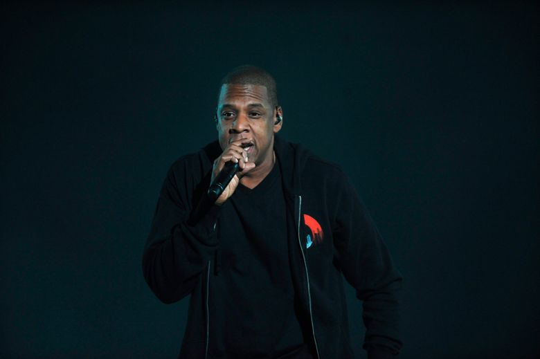 """FILE – In this Sept. 27, 2014, file photo, Jay Z performs at the 3rd Global Citizen Festival at Central Park in New York. The rapper will receive the president's award during the 50th NAACP Image Awards on Saturday, March 30, 2019. The NAACP on Thursday, March 28 announced it selected the rapper and entrepreneur for """"shedding light on the issues that plague the black community including systematic racism and unjust treatment under the law."""" Previous recipients have included Jesse Jackson, Muhammad Ali and Condoleezza Rice.""""(Photo by Brad Barket/Invision/AP, File)"""