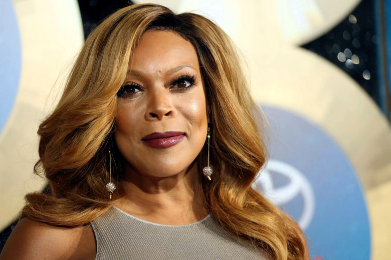 """FILE – In this Nov. 7, 2014, file photo, TV talk show host Wendy Williams arrives during the 2014 Soul Train Awards in Las Vegas. Williams says she's living in a """"sober house"""" because of addiction struggles. The talk show host tearfully revealed the information Tuesday, March 19, 2019, to the audience at """"The Wendy Williams Show."""" She did not disclose the addiction, but said she had struggled with cocaine in the past and never sought treatment. (Photo by Omar Vega/Invision/AP, File)"""