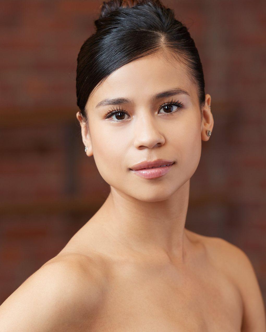Dance Theatre of Harlem company member Crystal Serrano.  (Rachel Neville)