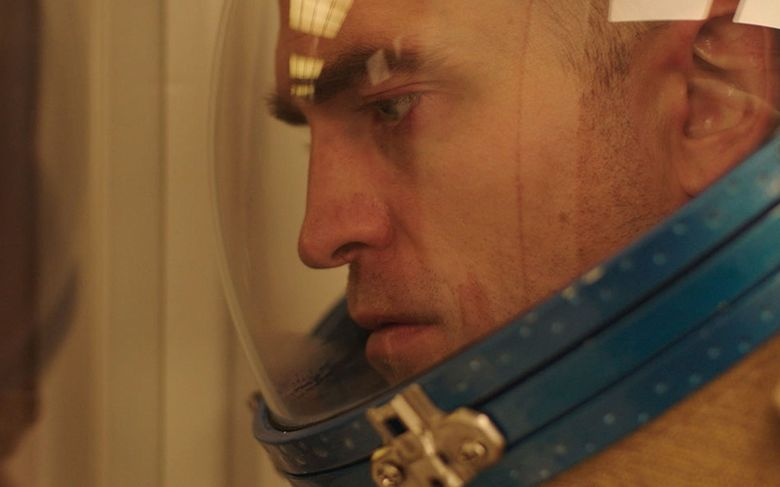 """Robert Pattinson plays a convict on a government mission in """"High Life."""" (Courtesy of A24 Films)"""