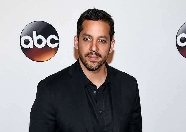 FILE – This May 17, 2016 file photo shows David Blaine at the ABC 2016 Network Upfront Presentation in New York. The New York Police Department is investigating sexual assault allegations against magician Blaine, authorities confirmed on Monday, April 1, 2019. (Photo by Evan Agostini/Invision/AP, File)