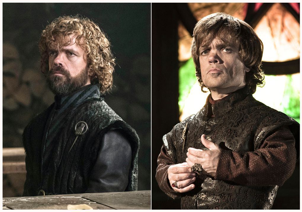 """Peter Dinklage as Tyrion Lannister on """"Game of Thrones."""" (HBO via The Associated Press)"""