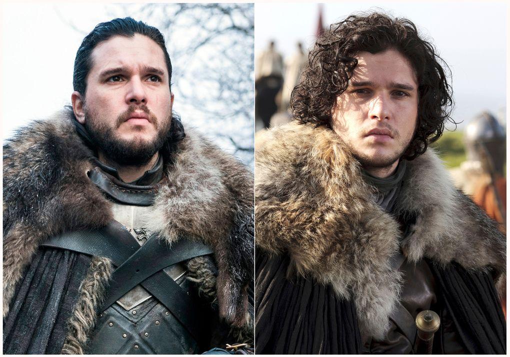 "Kit Harington as Jon Snow on ""Game of Thrones."" (HBO via The Associated Press)"