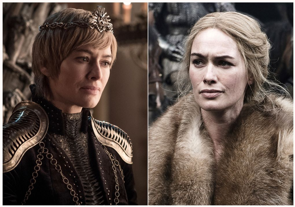 """Lena Headey as Cersei Lannister on """"Game of Thrones."""" (HBO via The Associated Press)"""
