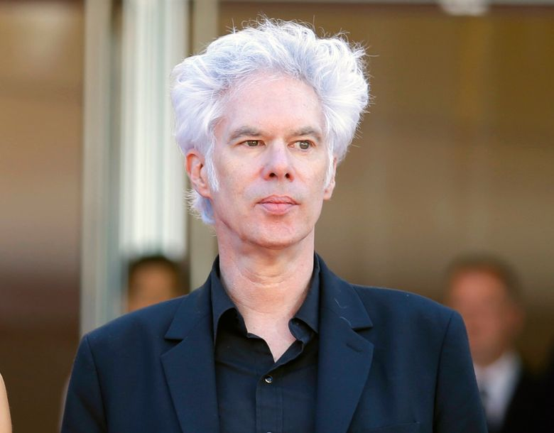 """FILE – This May 16, 2016 file photo shows director Jim Jarmusch at the 69th international film festival, Cannes, southern France. Jarmusch's zombie film """"The Dead Don't Die"""" will open the 72nd annual Cannes Film Festival on May 14. (AP Photo/Lionel Cironneau, File)"""
