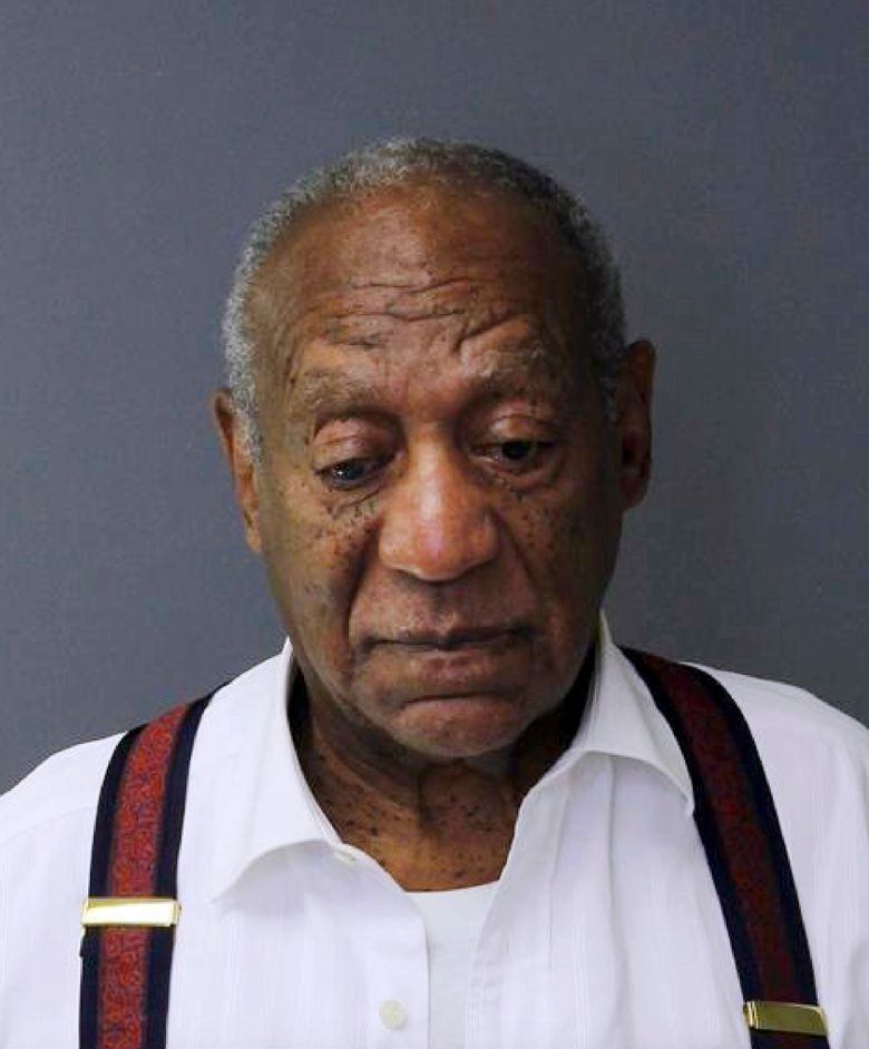 FILE – In this Sept. 25, 2018 file photo provided by the Montgomery County Correctional Facility shows Bill Cosby after he was sentenced to three-to10-years for sexual assault. An appeals court on Monday April 29, 2019, has denied Cosby's latest effort to be released from prison on bail while he fights his sex-assault conviction. (Montgomery County Correctional Facility via AP, File)