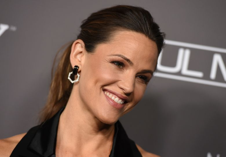 """FILE – In this Nov. 10, 2018, file photo, Jennifer Garner attends the 2018 Baby2Baby Gala in Culver City, Calif. Garner graces the cover of this year's """"Beautiful Issue"""" of People magazine. People revealed the cover Tuesday, April 23, 2019, of the annual issue that hits newsstands Friday. (Photo by Jordan Strauss/Invision/AP, File)"""