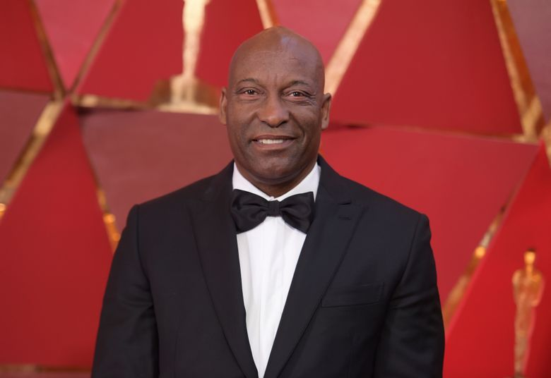John Singleton attends the 2008 Oscars in Los Angeles. Oscar-nominated filmmaker John Singleton has died at 51, according to statement from his family, Monday, April 29, 2019. He died Monday after suffering a stroke almost two weeks ago. (Photo by Richard Shotwell / Invision / AP, File)