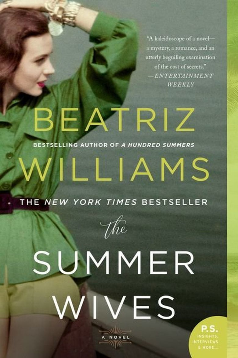 """""""The Summer Wives"""" by Beatriz Williams (HarperCollins Publishers)"""