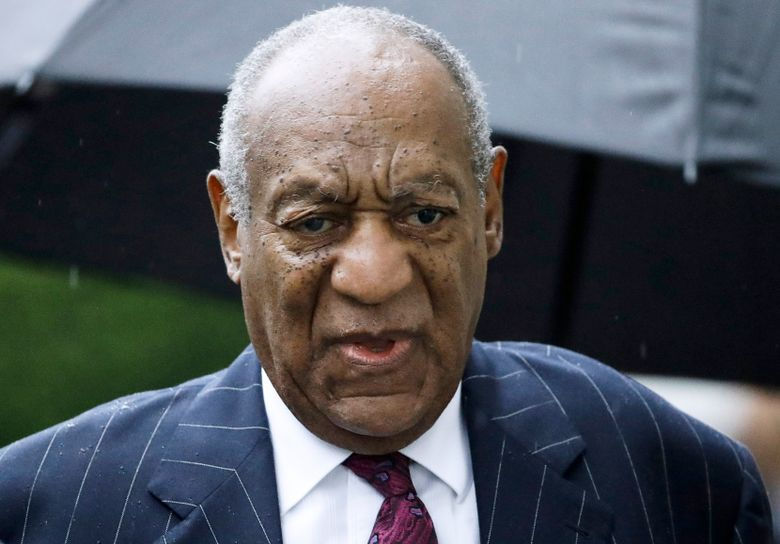 FILE – In this Sept. 25, 2018, file photo, Bill Cosby arrives for a sentencing hearing following his sexual assault conviction at the Montgomery County Courthouse in Norristown Pa. Imprisoned actor Bill Cosby has dropped his countersuit against seven women who had accused him of sexually assaulting them.  Court papers filed Friday, May 31, 2019 show the four-year defamation case in Massachusetts is now over. Cosby's insurer had settled with the women lin April 2019 for an undisclosed sum.  (AP Photo/Matt Rourke, File)