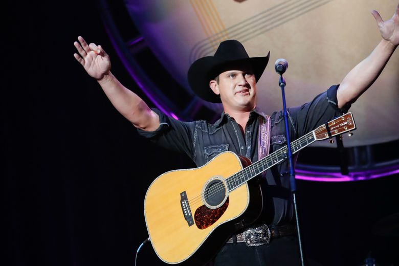 """FILE – This Aug. 22, 2018 file photo shows Jon Pardi performing at the 12th Annual ACM Honors in Nashville, Tenn. Pardi is releasing his latest album, """"Heartache Medication,"""" on June 3. (Photo by Al Wagner/Invision/AP, File)"""