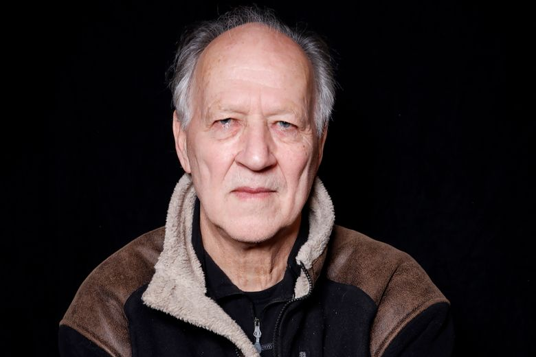 """FILE – This Jan. 24, 2016 file photo shows director Werner Herzog, director of the documentary during the Sundance Film Festival in Park City, Utah. Herzog says there's a """"subversive message"""" to his new documentary """"Meeting Gorbachev"""": Talk to your geopolitical enemies. (Photo by Matt Sayles/Invision/AP, File)"""