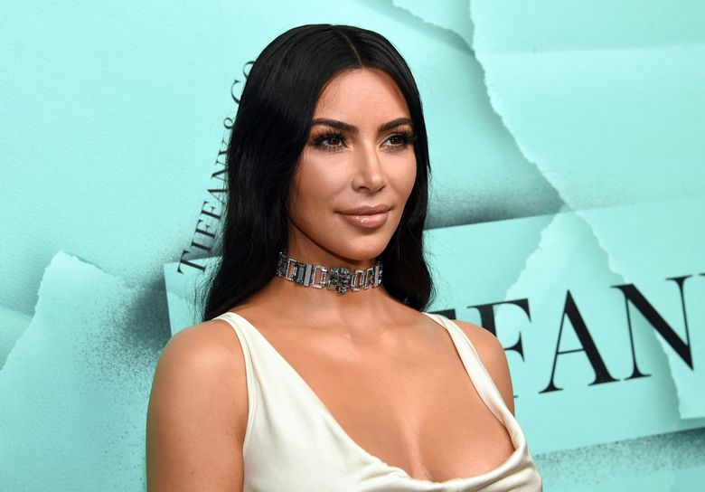 FILE – This Oct. 9, 2018 file photo shows Kim Kardashian West at the Tiffany & Co. 2018 Blue Book Collection: The Four Seasons of Tiffany celebration in New York. Oxygen Media said Tuesday, May 7, 2019, that it has greenlighted a two-hour documentary that will capture Kardashian West's efforts to free prisoners she believes were wrongly accused of crimes.(Photo by Evan Agostini/Invision/AP, File)