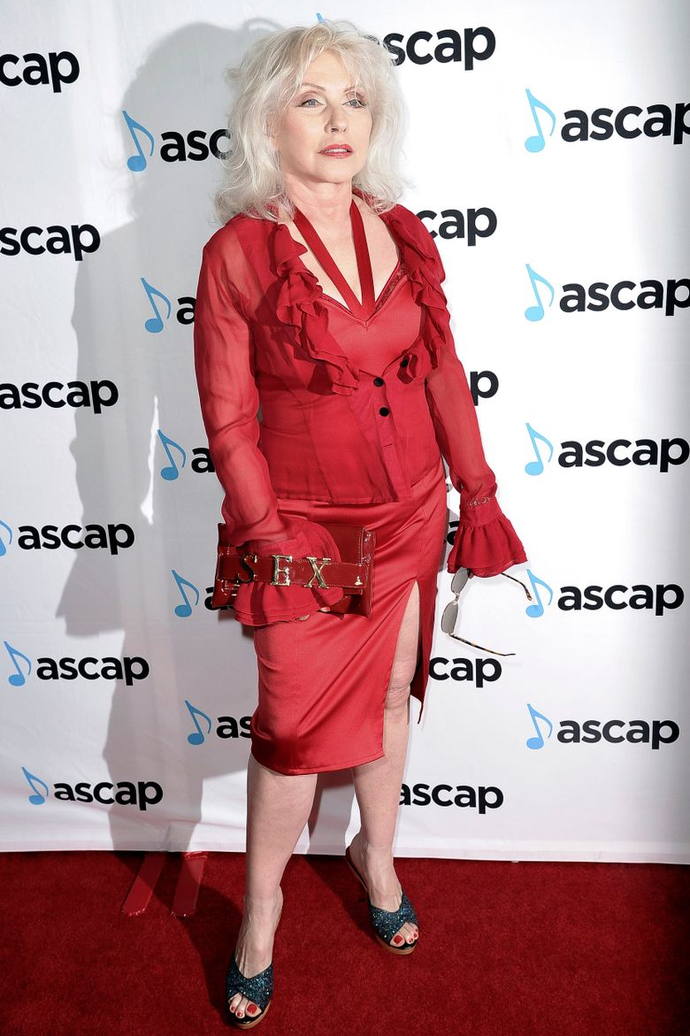 Debbie Harry attends the 36th Annual ASCAP Pop Music Awards at the Beverly Hilton on Thursday, May 16, 2019, in Beverly Hills, Calif. (Photo by Richard Shotwell/Invision/AP)