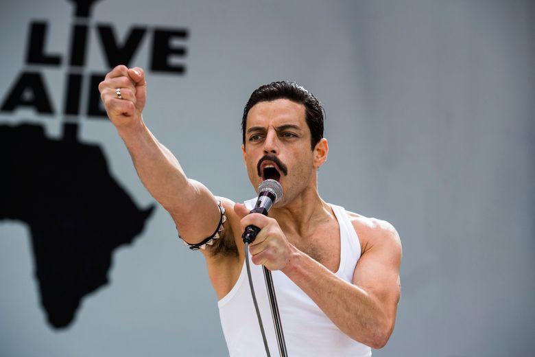 "Rami Malek won an Oscar for his performance as Queen frontman Freddie Mercury in ""Bohemian Rhapsody."" (Alex Bailey / 20th Century Fox)"