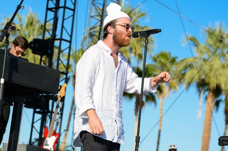 Nick Murphy, the singer-songwriter formerly known as Chet Faker, will be at the Neptune Theatre on June 12. (Scott Roth / Invision / AP, 2015)