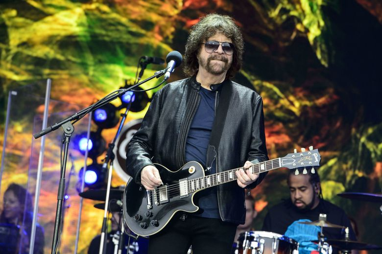 Jeff Lynne's ELO is coming to the Tacoma Dome on June 28. (Jonathan Short / Invision / AP,  2016)