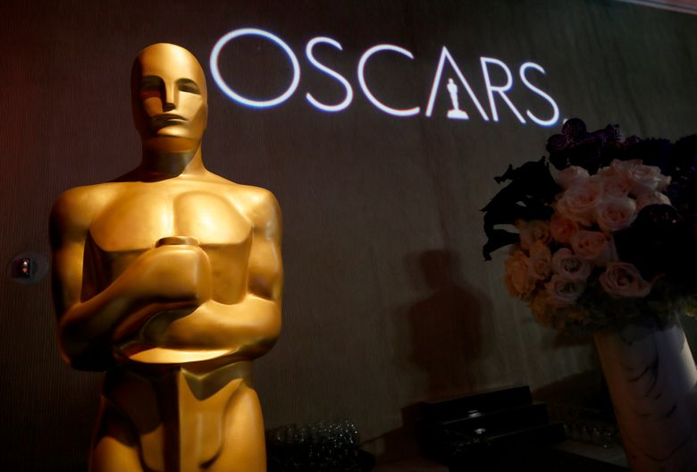 FILE – In this Feb. 4, 2019 file photo, the Oscar statue appears the 91st Academy Awards Nominees Luncheon at The Beverly Hilton Hotel in Beverly Hills, Calif.  The Academy of Motion Picture Arts and Sciences has set the date for the 94th Oscars. The film academy says Tuesday, June 11, 2019  that the ceremony will be held on Feb. 27, 2022, airing live on ABC at 8 p.m ET.(Photo by Danny Moloshok/Invision/AP, file)