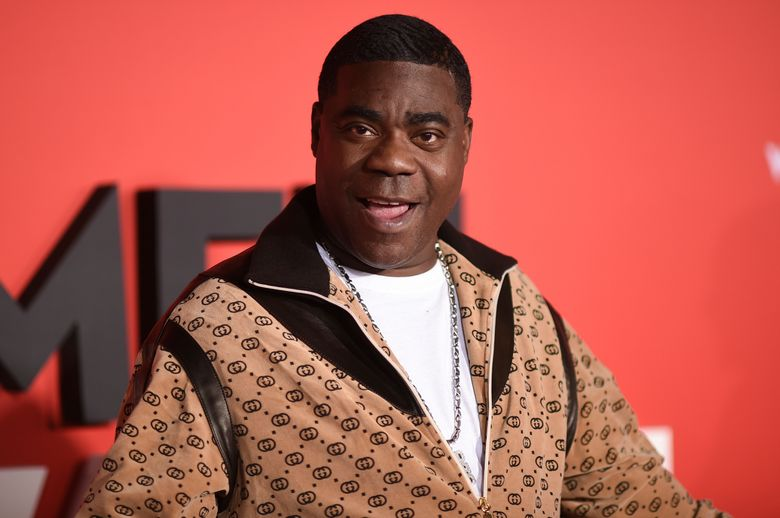 """FIL E- In this Jan. 28, 2019, file photo, comedian Tracy Morgan attends the LA Premiere of """"What Men Want"""" at the Regency Village Theatre in Los Angeles. Morgan was involved in a minor traffic accident on Tuesday, June 4, 2019, while driving his 2019 Bugatti in New York City. Police say both vehicles sustained minor property damage and all parties refused medical attention, although photos of the scene show Morgan sitting in an ambulance. (Photo by Richard Shotwell/Invision/AP, File)"""