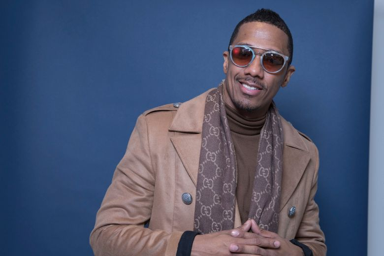 """FILE – In this Dec. 10, 2018 file photo Nick Cannon poses for a portrait in New York.  Cannon is on the radio.  Meruelo Media on Friday, June 14 ,2019  announced the rapper, comedian and actor is joining Los Angeles hip-hop radio station Power 106 as host of its morning show. """"Nick Cannon Mornings"""" launches Monday from 5 to 10 a.m.  In a statement, Cannon says he's honored for the opportunity to """"make our community and culture proud.""""  (Photo by Amy Sussman/Invision/AP)"""
