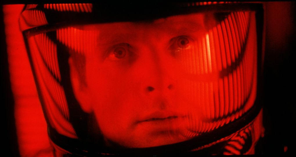 """Keir Dullea in """"2001: A Space Odyssey."""" (The Associated Press)"""