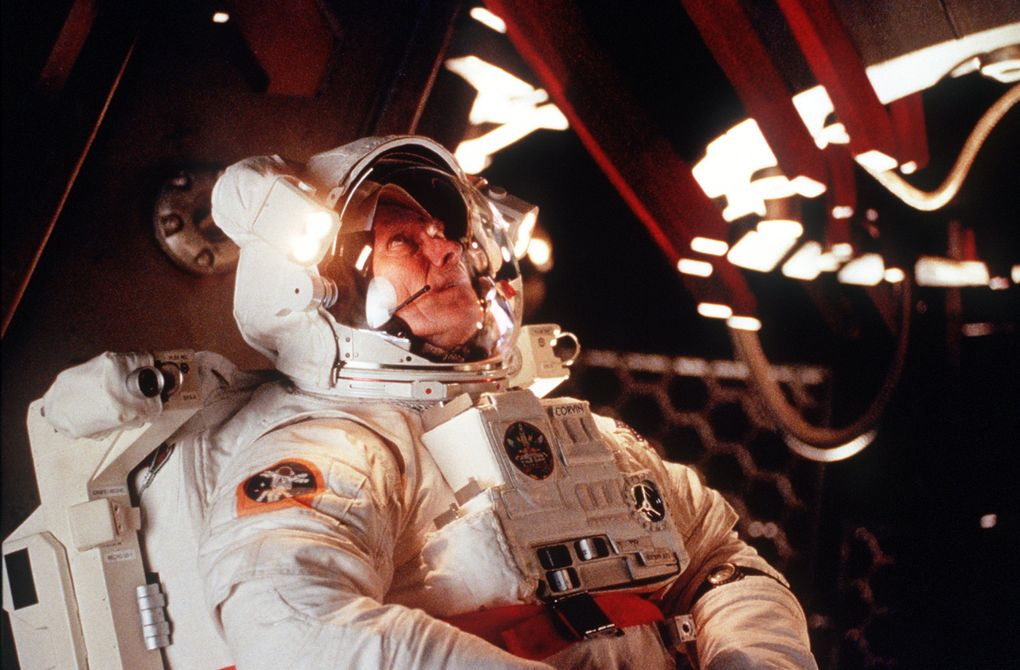 """Clint Eastwood in """"Space Cowboys."""" (Roadshow Film Limited)"""