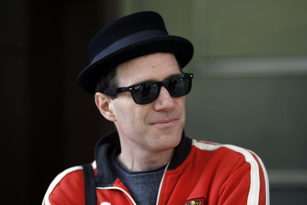 """Writer Rick Moody appears at Elliott Bay Book Co. Aug. 28 with """"The Long Accomplishment: A Memoir of Hope and Struggle in Matrimony.""""   (Jason DeCrow / AP)"""