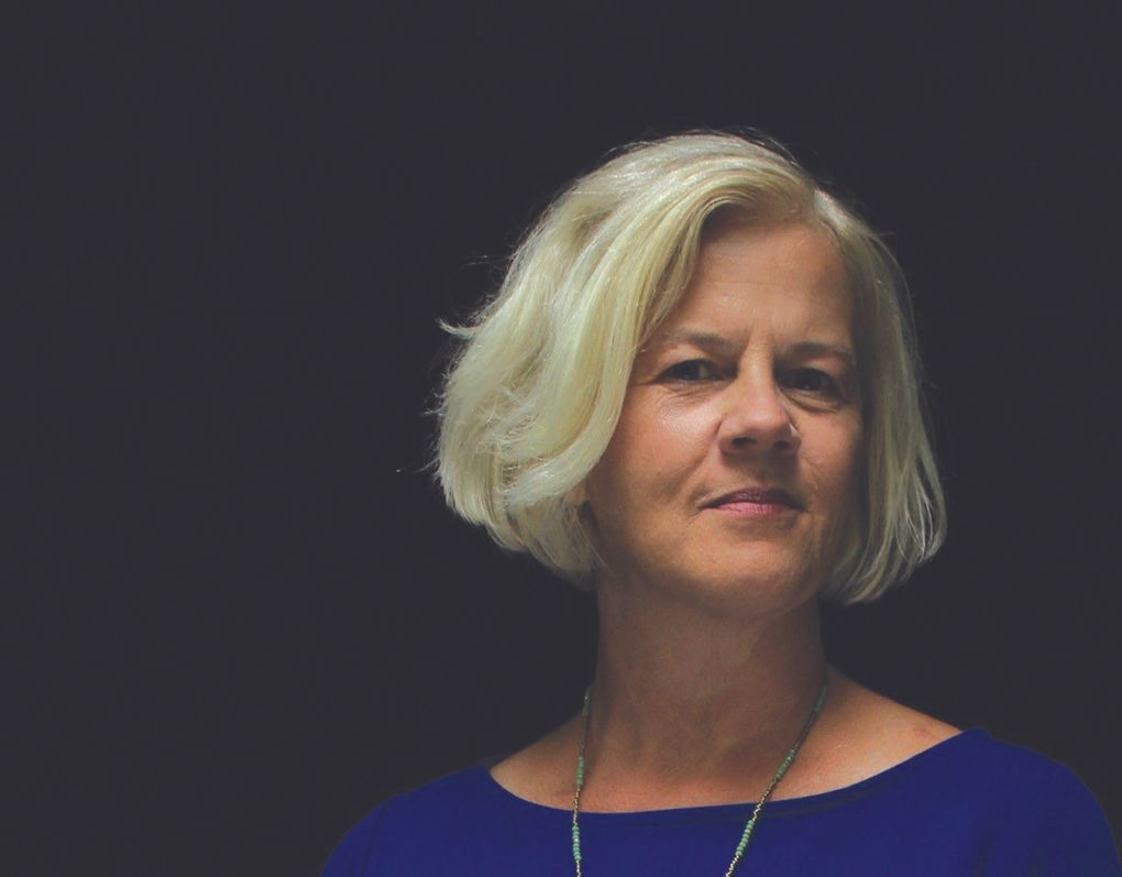 """Beth Macy, author of """"Dopesick: Dealers, Doctors, and the Drug Company that Addicted America,"""" appears Aug. 12 at The Forum at Town Hall. (Josh Meltzer)"""