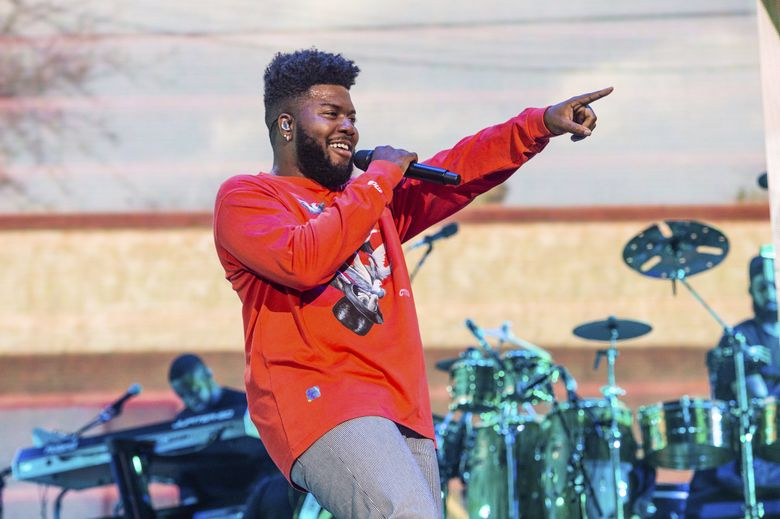 Khalid, performing at the Coachella Music and Arts Festival in April, is coming to the Tacoma Dome on Sunday, July 7. (Amy Harris / Invision / AP)
