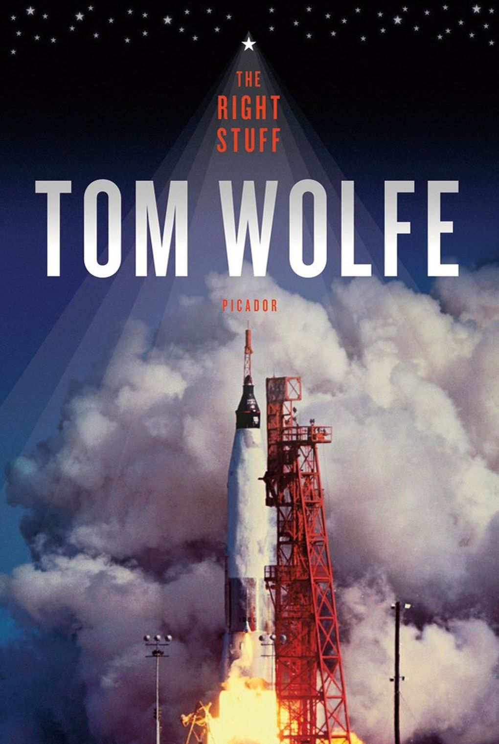 """""""The Right Stuff"""" by Tom Wolfe (Macmillan Publishers)"""
