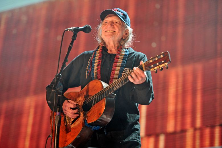 FILE – In this Sept. 19, 2015 file photo, Willie Nelson performs at Farm Aid 30 at FirstMerit Bank Pavilion at Northerly Island in Chicago. Nelson, John Mellencamp, Neil Young and Dave Matthews headline Farm Aid 2019 when the annual music and food festival visits Wisconsin's dairy country in September. Tickets for the Sept. 21 event at the Alpine Valley Music Theatre in East Troy, Wisconsin, go on sale Friday, July 12, 2019. (Photo by Rob Grabowski/Invision/AP, File)