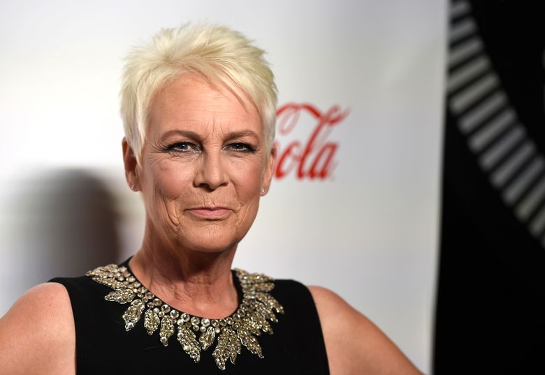 """FILE – In this April 4, 2019 file photo, Jamie Lee Curtis, recipient of the CinemaCon vanguard award, poses at the Big Screen Achievement Awards at Caesars Palace in Las Vegas.  Universal says it will release two new """"Halloween"""" films, including one with the ominous title """"Halloween Ends."""" The studio said Friday, July 19 that the first of the films, """"Halloween Kills,"""" will be released in 2020 and the second film will come in 2021. A teaser video includes the voice of Jamie Lee Curtis, who starred in the original 1978 film and last year's blockbuster sequel, """"Halloween.""""  (Photo by Chris Pizzello/Invision/AP, File)"""