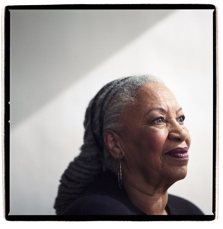 Author Toni Morrison, the 1993 Nobel laureate in literature, whose work explored black identity in America and in particular the experience of black women, died on Monday, Aug. 5. She was 88. (Damon Winter / The New York Times)